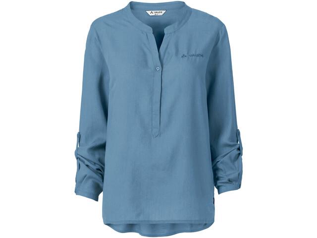 VAUDE Atena LS Shirt Women foggy blue
